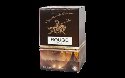 BIB Rouge 5L/10L